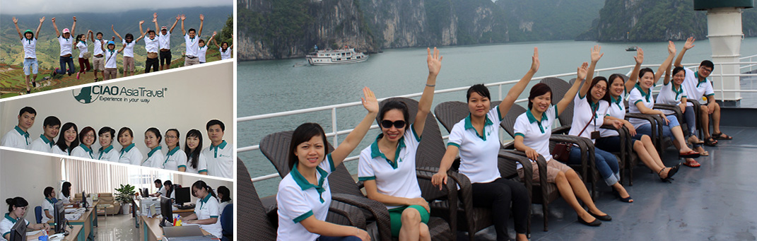 Hanoi Tour Guide Team